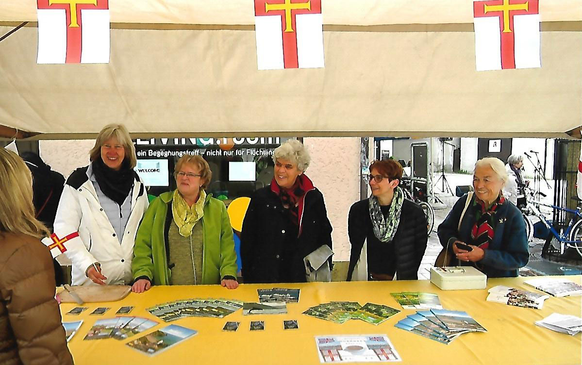 Biberach Guernsey Twinning Anniversary 2017