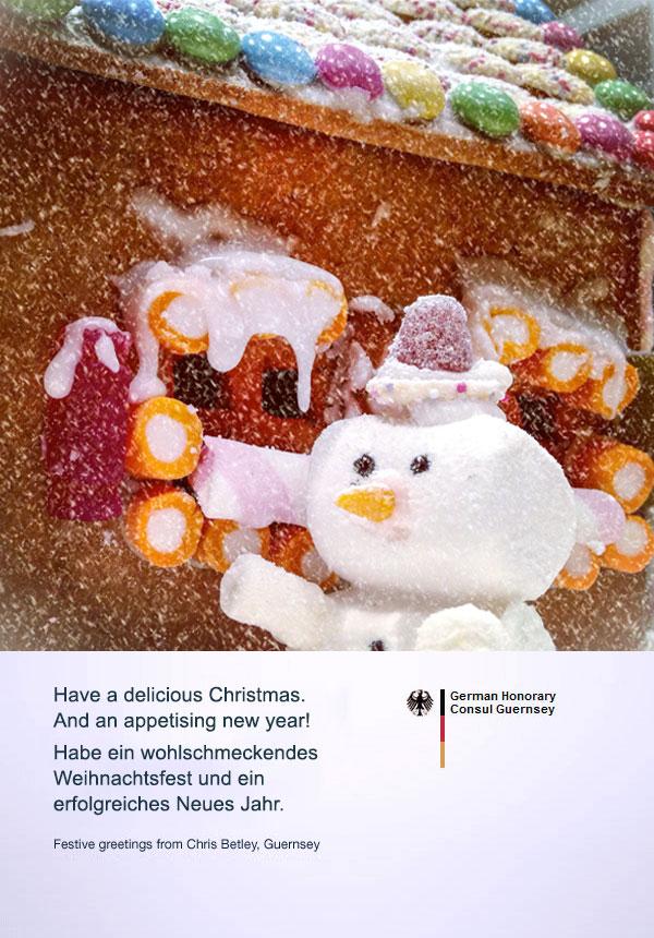 Wishing everyone a happy Christmas...