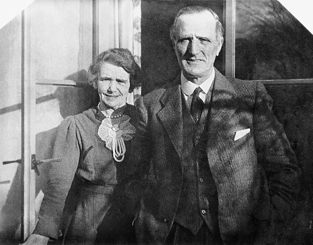 Beatrice and Frank Cochrane