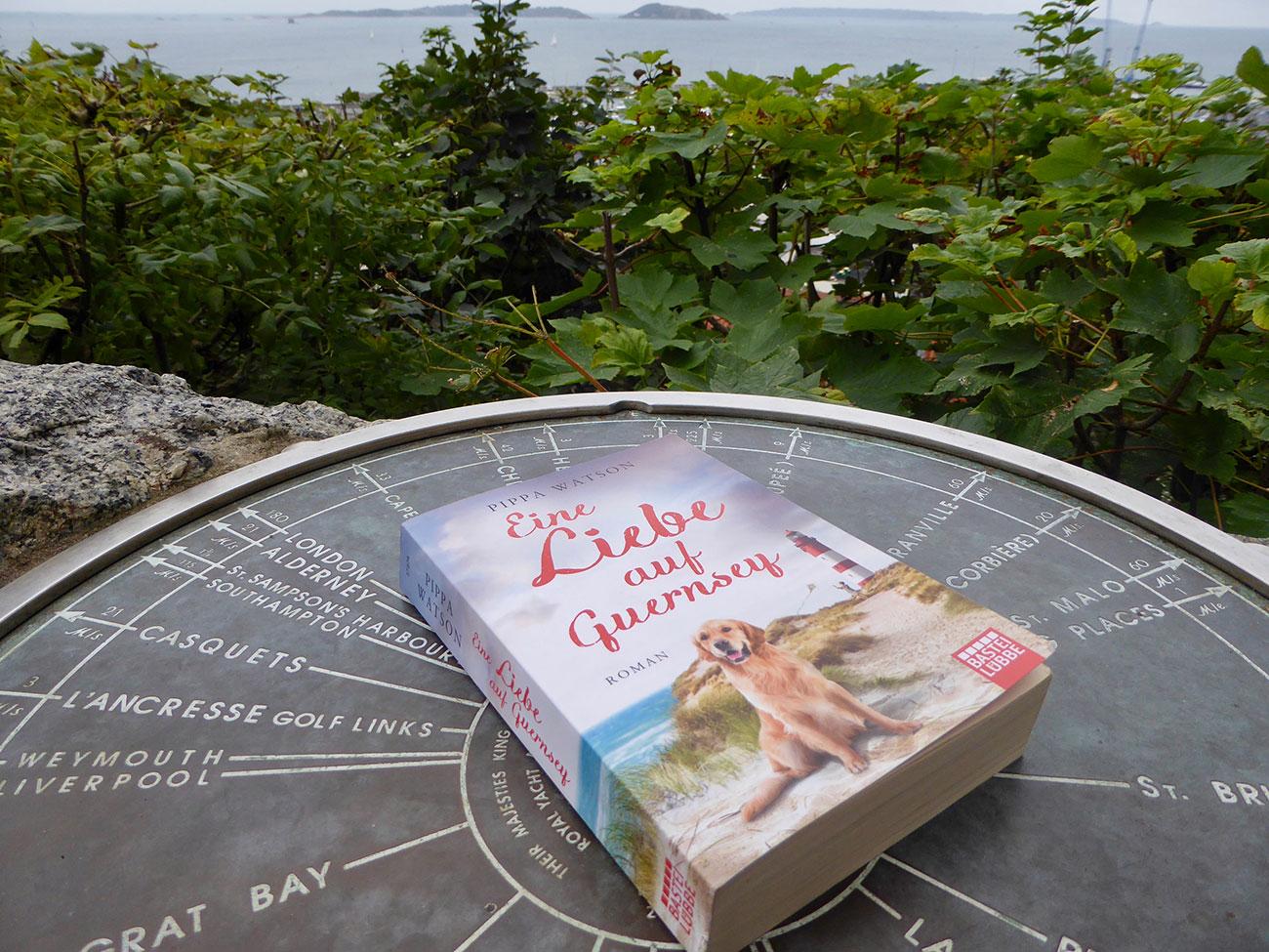'Eine Liebe auf Guernsey' - sun, sea, sand and romance on the holiday island of Guernsey
