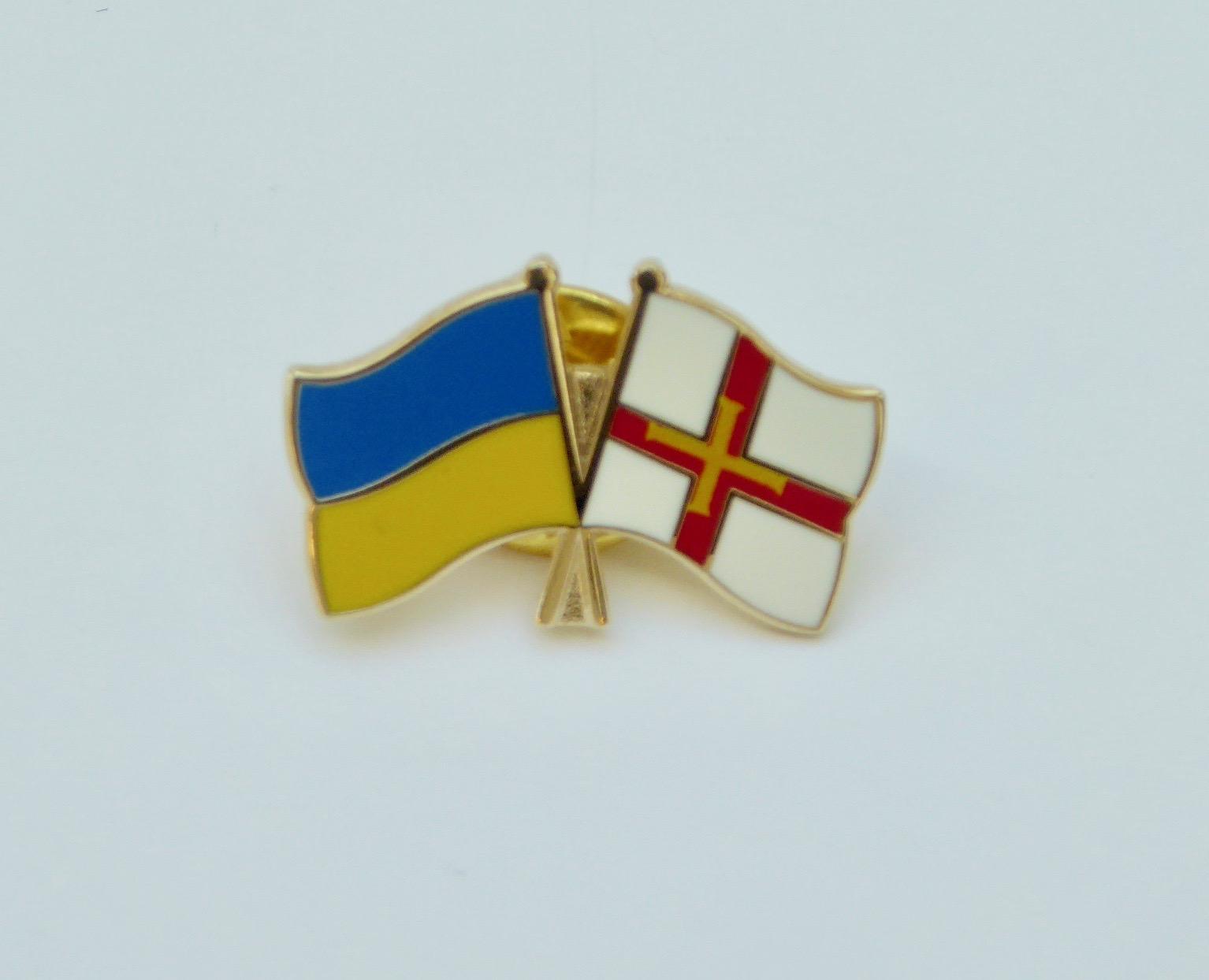 GSY Biberach pin badges